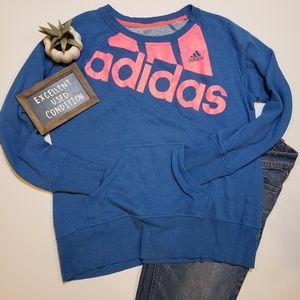 EUC + Adidas + Sweatshirt